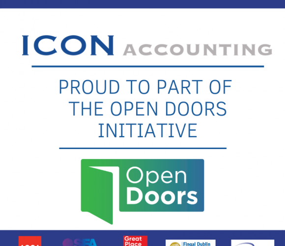 Icon Accounting joins the Open Doors Initiative